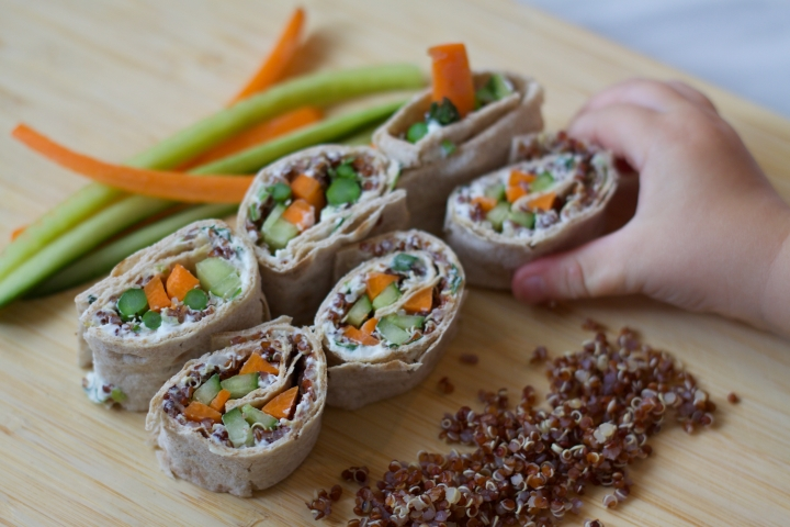 Veggie Roll Up