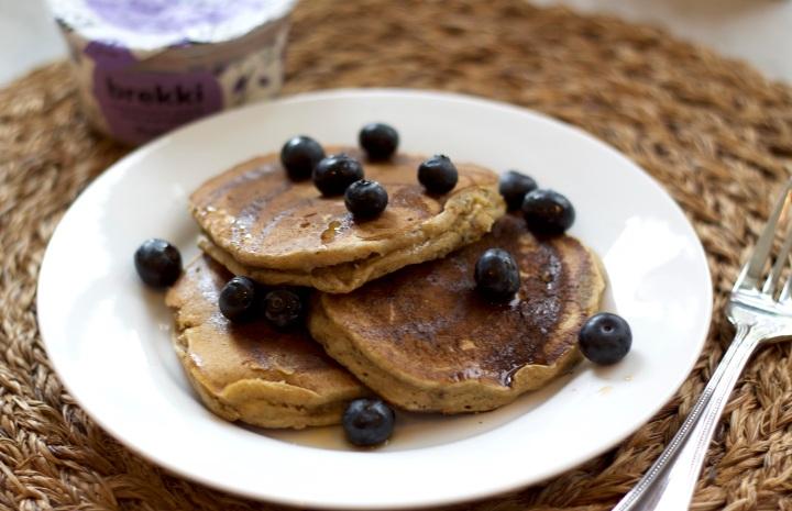 Brekki/Legit Gluten-Free Pancakes